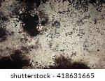large rust backgrounds  ... | Shutterstock . vector #418631665