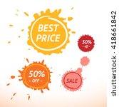 Color  Splash  Sale  Vector ...