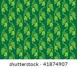green pattern   Shutterstock .eps vector #41874907