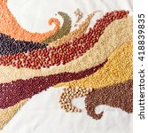 Swirl Waves With Legumes And...