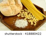 carbohydrates | Shutterstock . vector #418880422