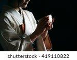 tea ceremony | Shutterstock . vector #419110822