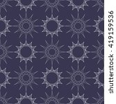 repeating geometric tiles... | Shutterstock .eps vector #419159536
