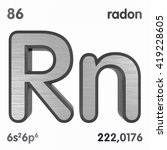 periodic table of elements....   Shutterstock . vector #419228605