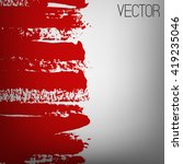 vector abstract background... | Shutterstock .eps vector #419235046