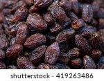 dry figs   Shutterstock . vector #419263486