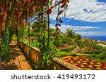 Madeira  Botanical Garden Mont...