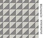 vector seamless pattern. modern ... | Shutterstock .eps vector #419494708