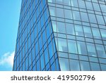 modern building | Shutterstock . vector #419502796
