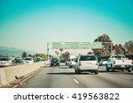 Highway Root 101 In California