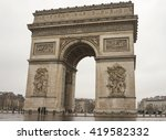 paris  france   13 february... | Shutterstock . vector #419582332