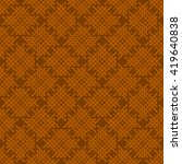 orange abstract background ... | Shutterstock .eps vector #419640838