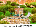 rimini  italy   may 11  2016  ... | Shutterstock . vector #419675878