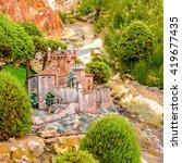 rimini  italy   may 11  2016  ... | Shutterstock . vector #419677435
