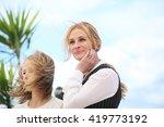 julia roberts   jodie foster... | Shutterstock . vector #419773192