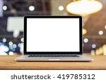 Conceptual Workspace  Laptop...