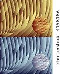 texture like cornstalks