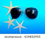 photo of summer background... | Shutterstock . vector #419832955