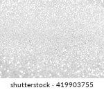 gray glitter party background ... | Shutterstock . vector #419903755