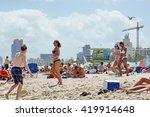 miami  usa   circa march 2016 ... | Shutterstock . vector #419914648