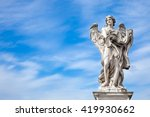 Angel Statue By Bernini Along...
