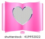 vector illustration template of ...   Shutterstock .eps vector #419952022