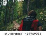 exploring | Shutterstock . vector #419969086