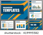 set of 6 vector templates for...