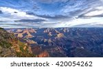 Sunrise At Mather Point In...