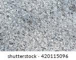 Aluminium Foil Texture