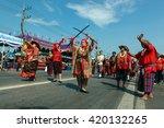 Rice Wreaths Festival Thailand...