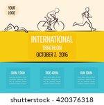 vector illustration poster for... | Shutterstock .eps vector #420376318