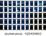 background of double glazed... | Shutterstock . vector #420434842