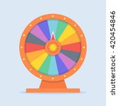 Wheel Of Fortune Vector...