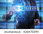 Businessan Selecting Training.