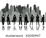 business concept | Shutterstock .eps vector #42050947