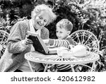 Positive Grandmother And...