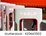brenner  italy   may 8  2016 ... | Shutterstock . vector #420663502