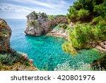 View Of Dubrovnik  Croatia...