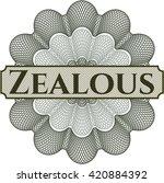 zealous inside a money style...
