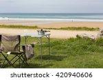 Picnic Table Sea View