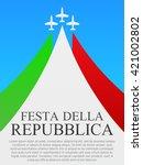 translation  republic day.... | Shutterstock .eps vector #421002802