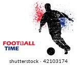football poster | Shutterstock .eps vector #42103174