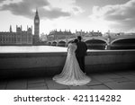 Bride And Groom At Westminster...