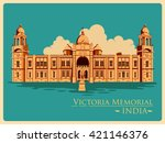 Vintage Poster Of Victoria...