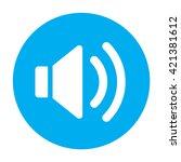 sound icon flat. sound icon...