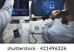 software application hardware... | Shutterstock . vector #421496326