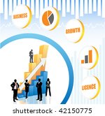 business people | Shutterstock .eps vector #42150775
