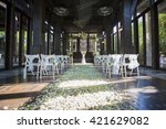 wedding  | Shutterstock . vector #421629082
