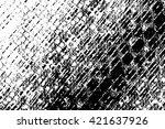 vector grunge texture. abstract ... | Shutterstock .eps vector #421637926
